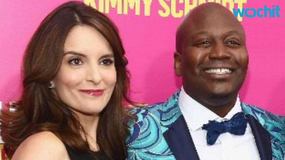 Tina Fey and Tituss Burgess Perform a Duet at the MCC Theater's Miscast Event in NY