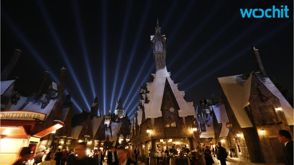 'Wizarding World'of Harry Potter comes to life