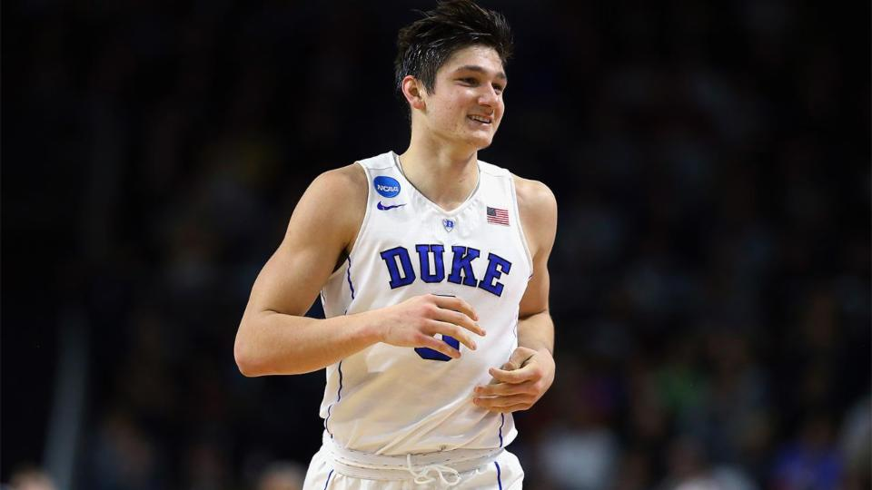 Watch: Grayson Allen will return to Duke for his junior season