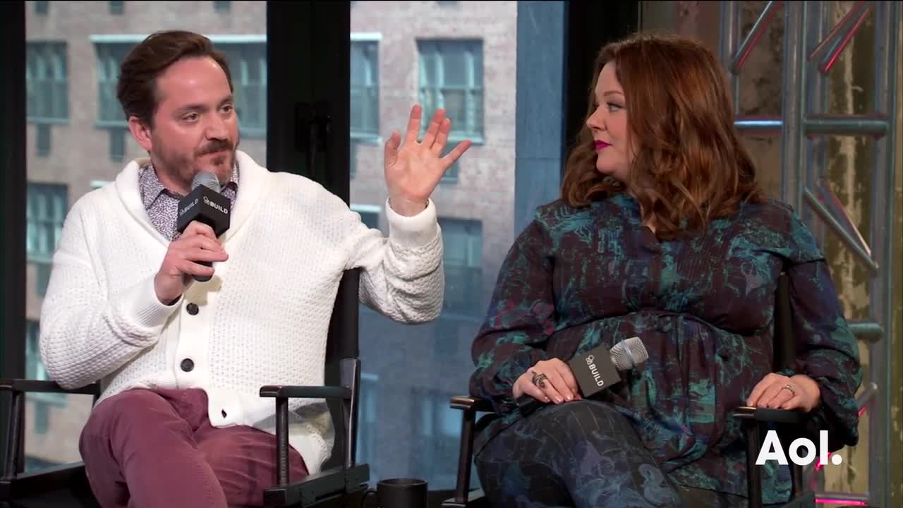 "Melissa McCarthy and Ben Falcone On ""The Boss"""