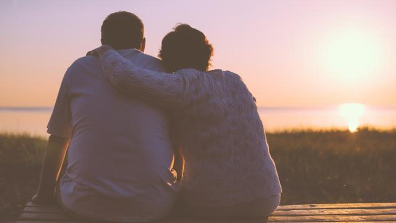 Study: A Partner's Death Can Cause Heart Problems