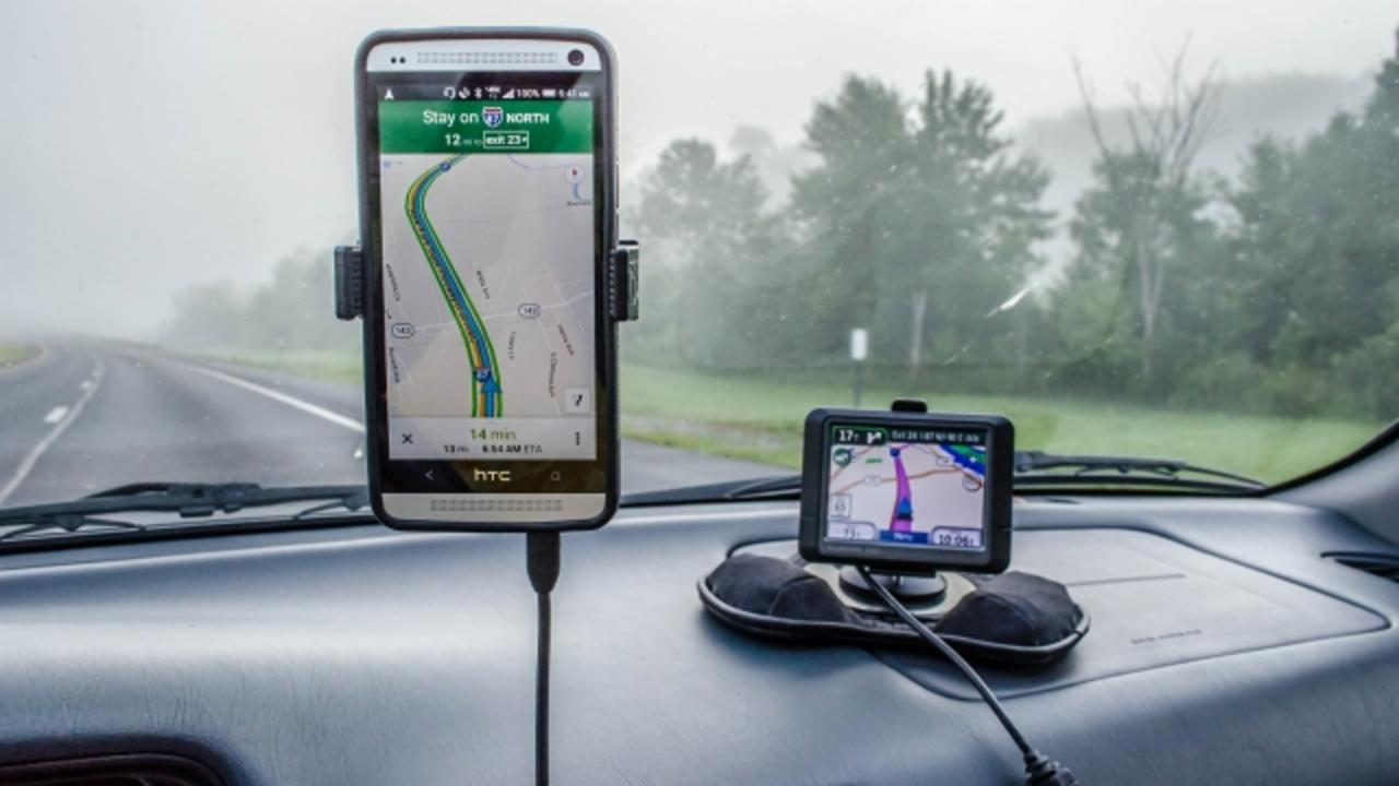 Blame Your GPS for Your Crappy Sense of Direction