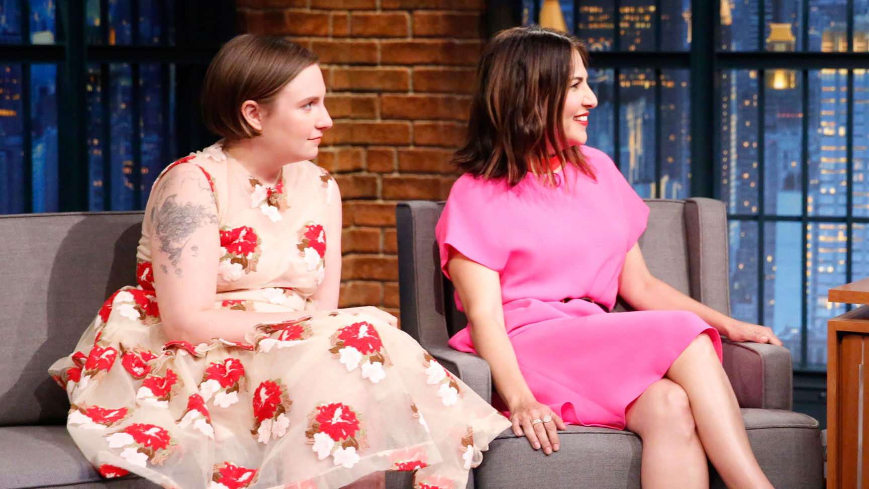 Lena Dunham and Jenni Konner Love the Kardashians