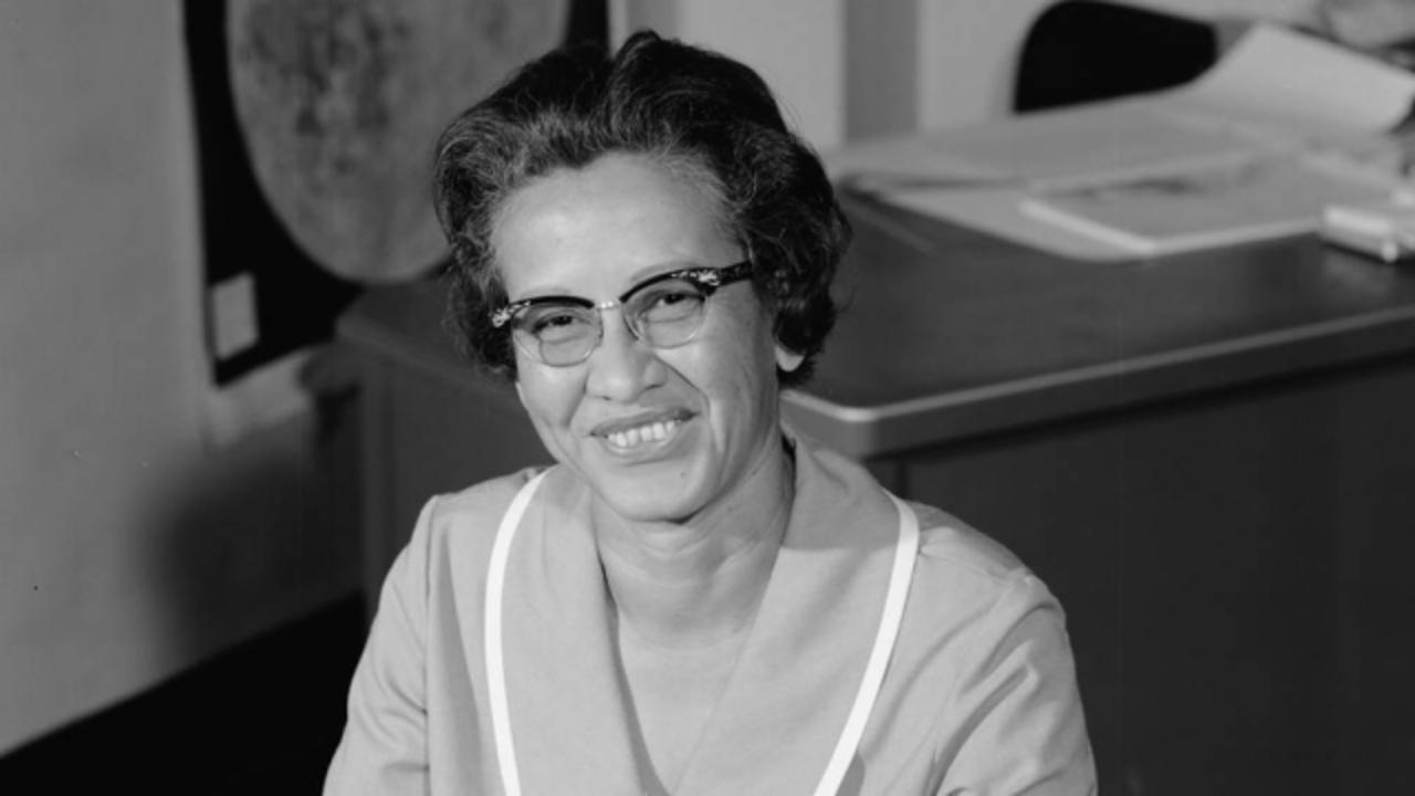 Meet NASA Pioneer Katherine Johnson Before Her Movie Comes Out