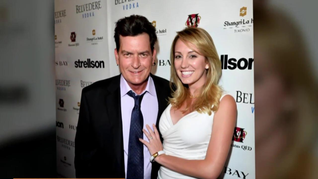 LAPD Investigating Charlie Sheen for 'Felony Threat' Involving Ex-Fiancée