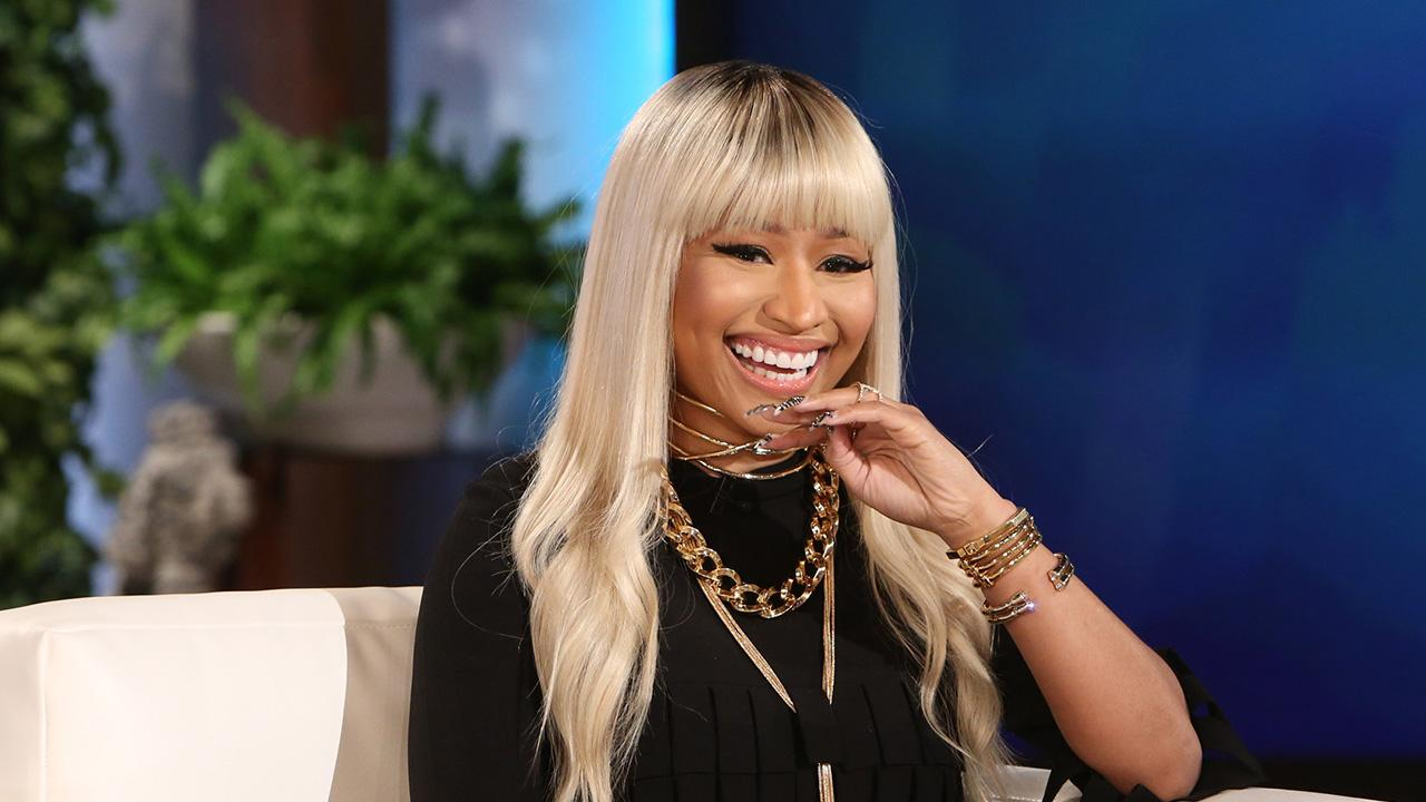 "Nicki Minaj REGRETS Miley & Taylor Feuds, Says She's ""Single"" On Ellen"