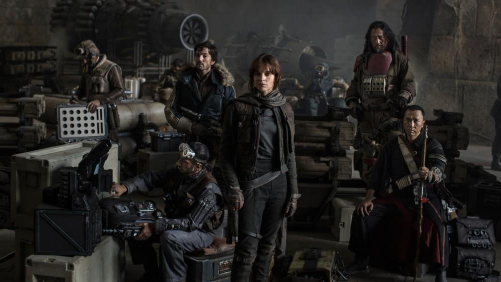 The First Trailer for Rogue One: A Star Wars Story Is Here!