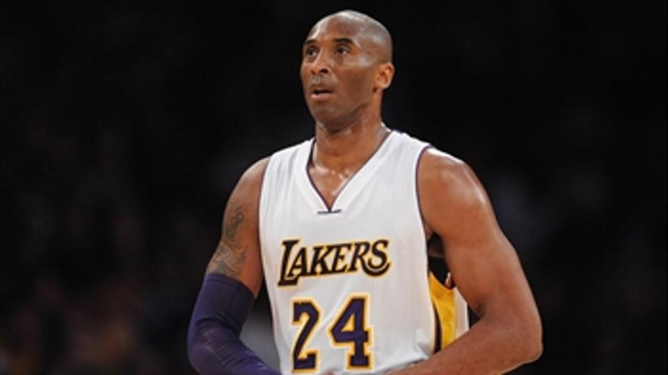 Who scored the most points per game as Kobe Bryant's teammate?