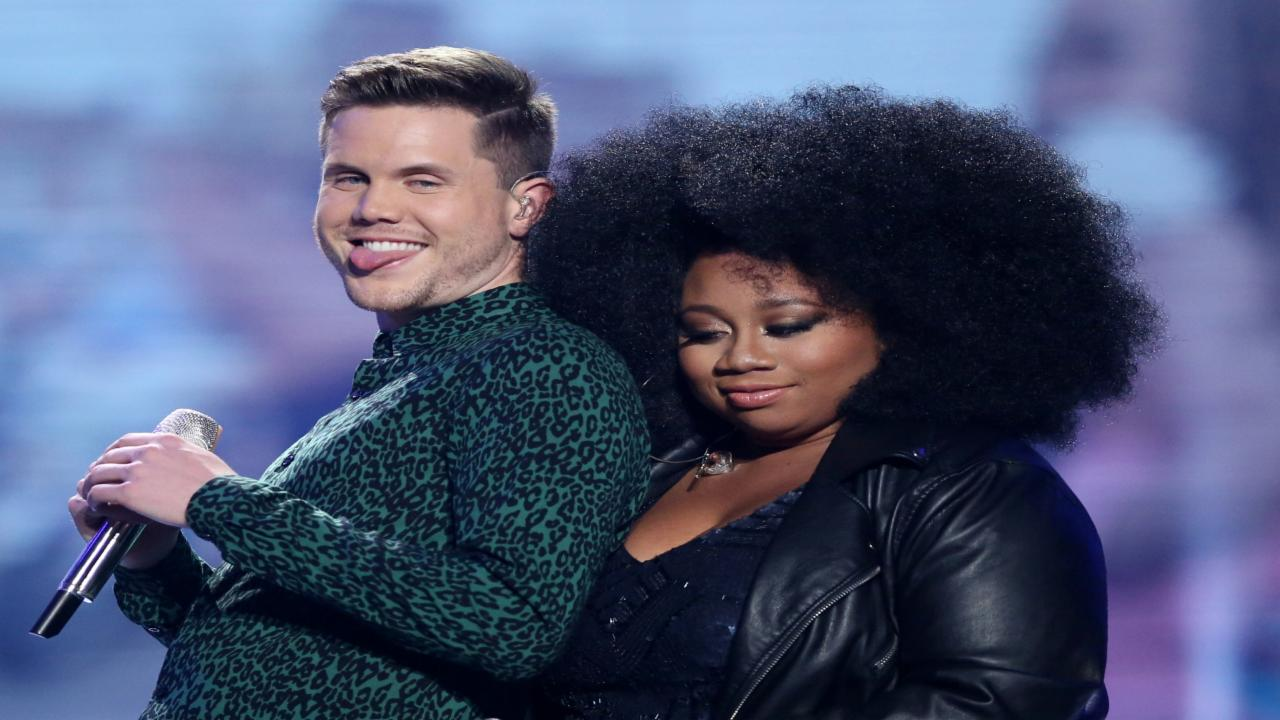 Best Bits from 'American Idol' Finale