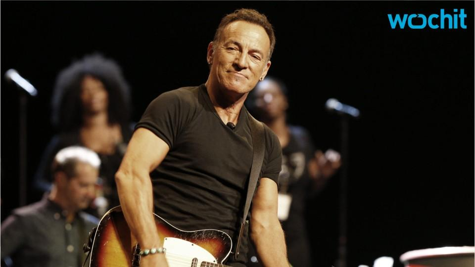 Bruce Springsteen Cancels Show In Support Of Transgender Community