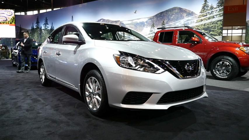 2016 Nissan Sentra SV | Beauty-Roll