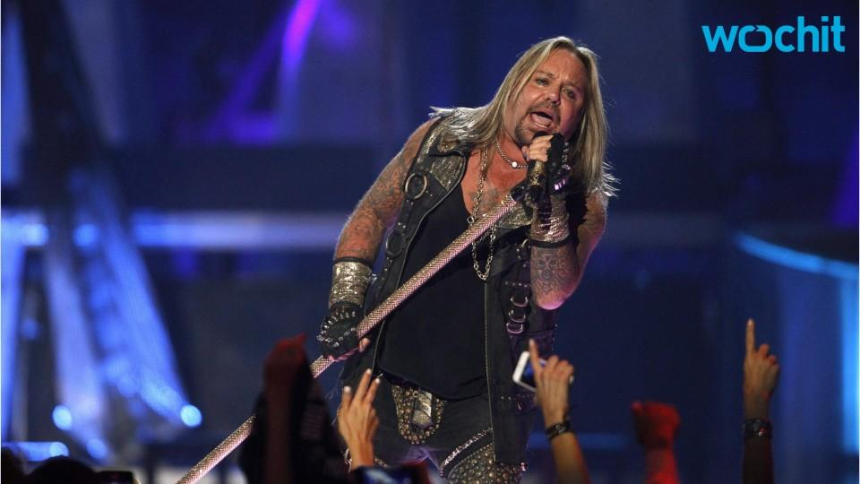 Vince Neil Gets Violent With Nicolas Cage Fan