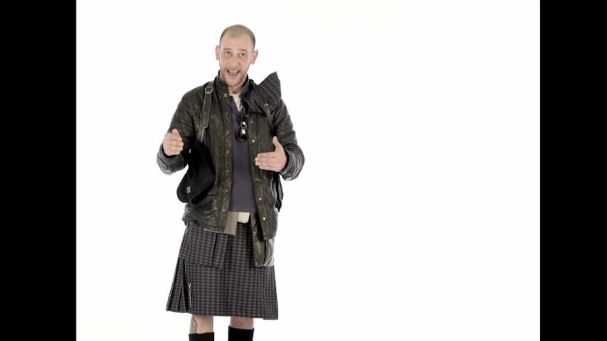 Why Every Man Should Wear A Kilt