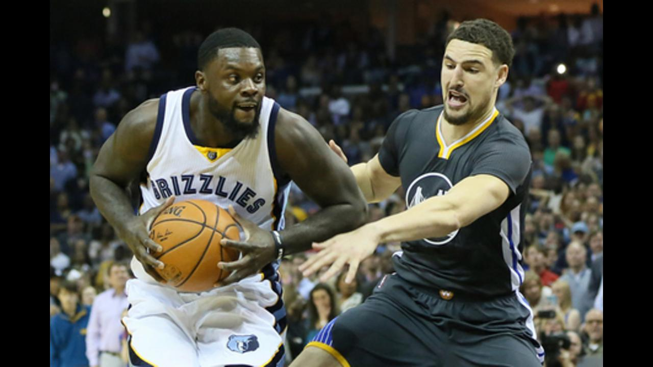 Warriors overcome Grizzlies for 71st victory