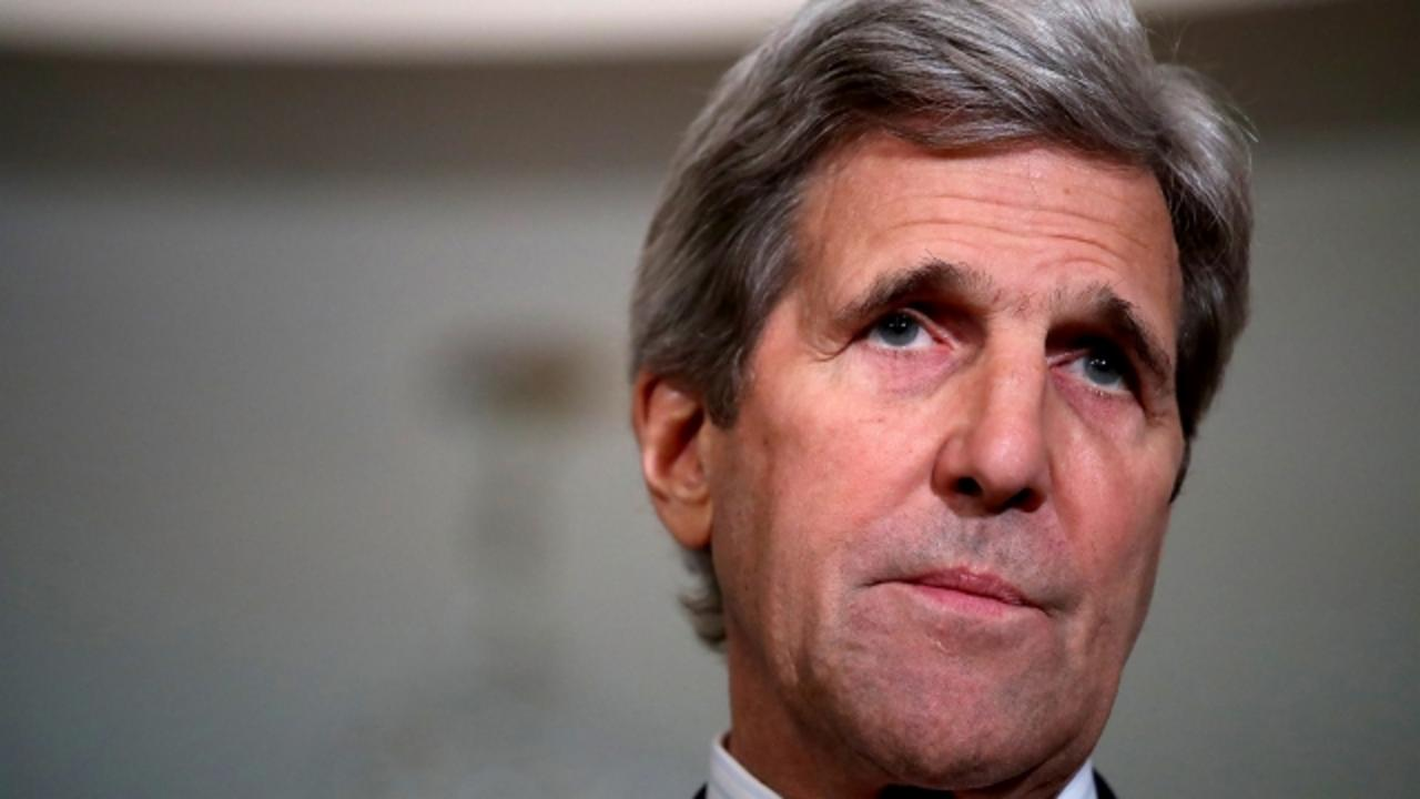Taliban Tried to Target John Kerry in Afghanistan Missile Strikes