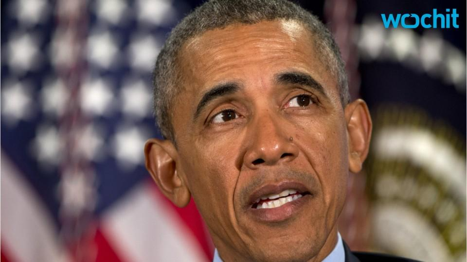 Obama claims 'No political influence' in Clinton FBI Investgation