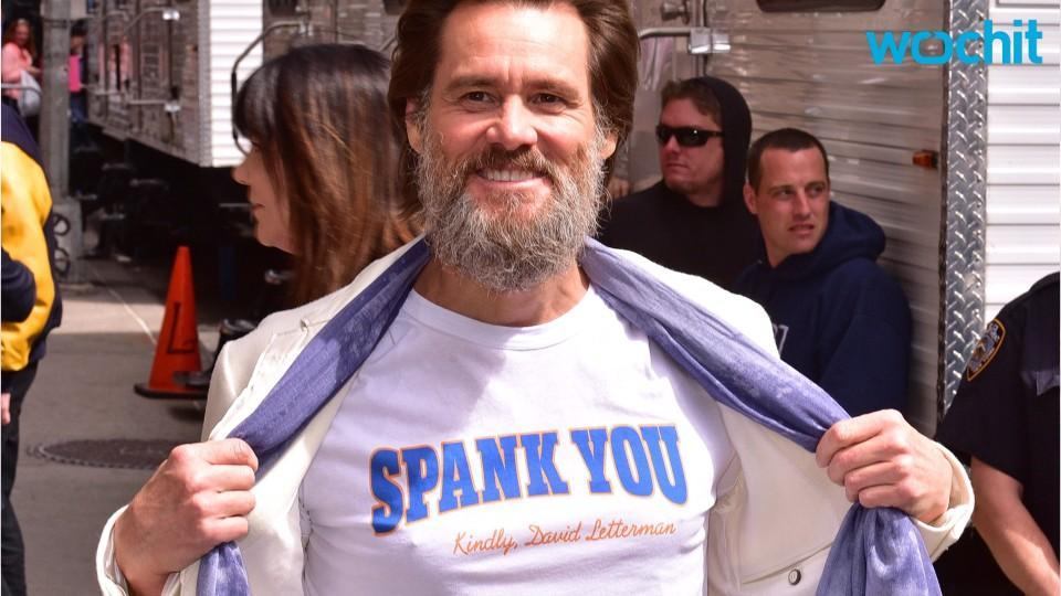 Jim Carrey Leaves Mega Tip At The Chester In NYC