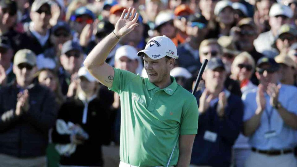 Danny Willett Wins 2016 Masters