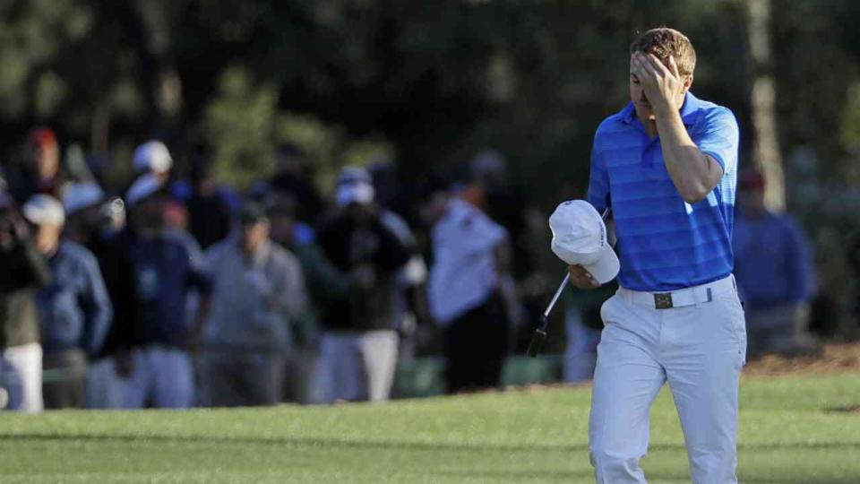 D'Amato: Jordan Spieth Will Bounce Back