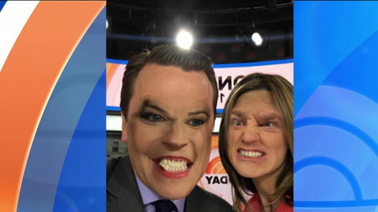 Face Swap app is taking social media (and the TODAY crew) by storm