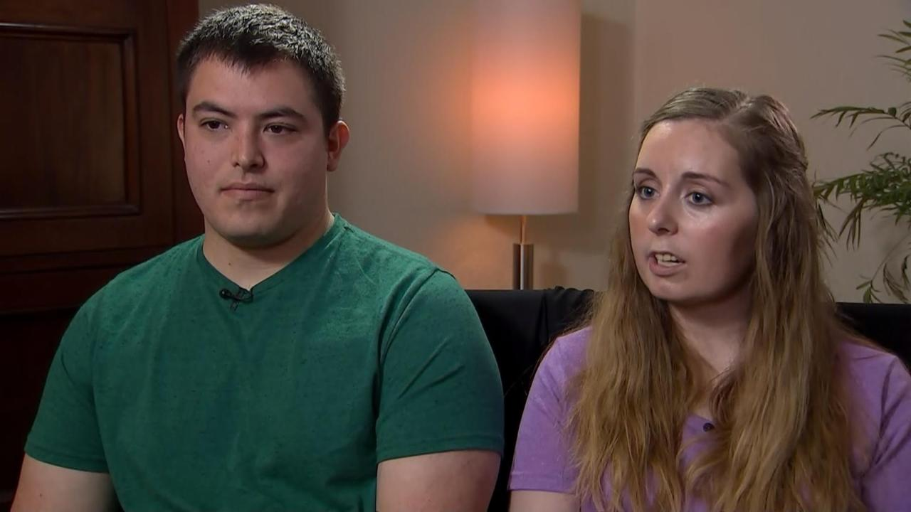 Uterus transplant couple talks about complications, reveals what's next