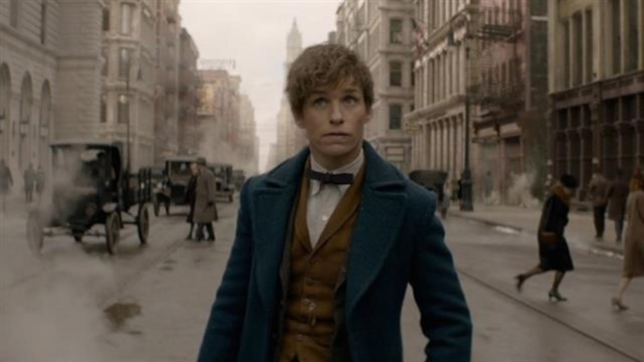 Film Trailer: 'Fantastic Beasts and Where to Find Them'