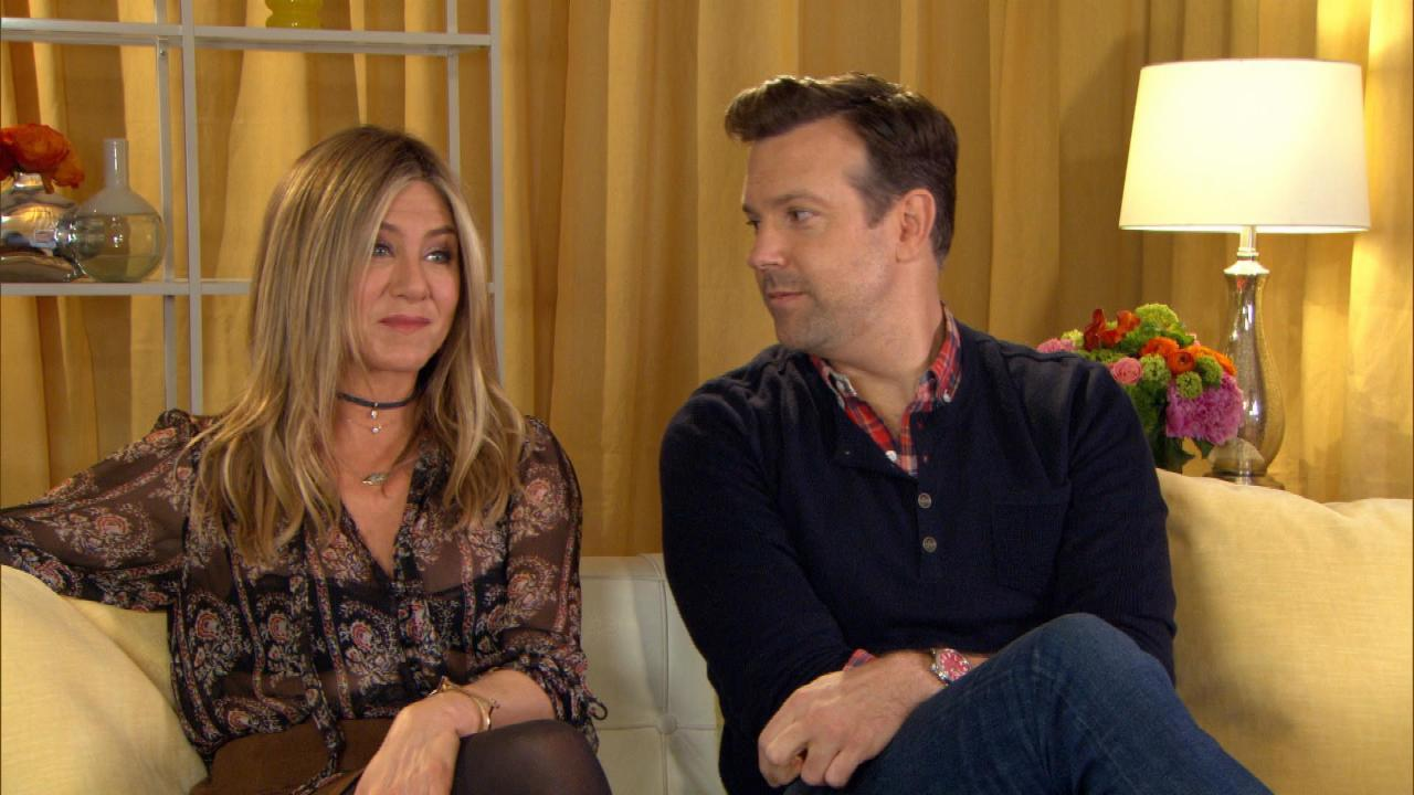 Jennifer Aniston is a 'Great' Babysitter