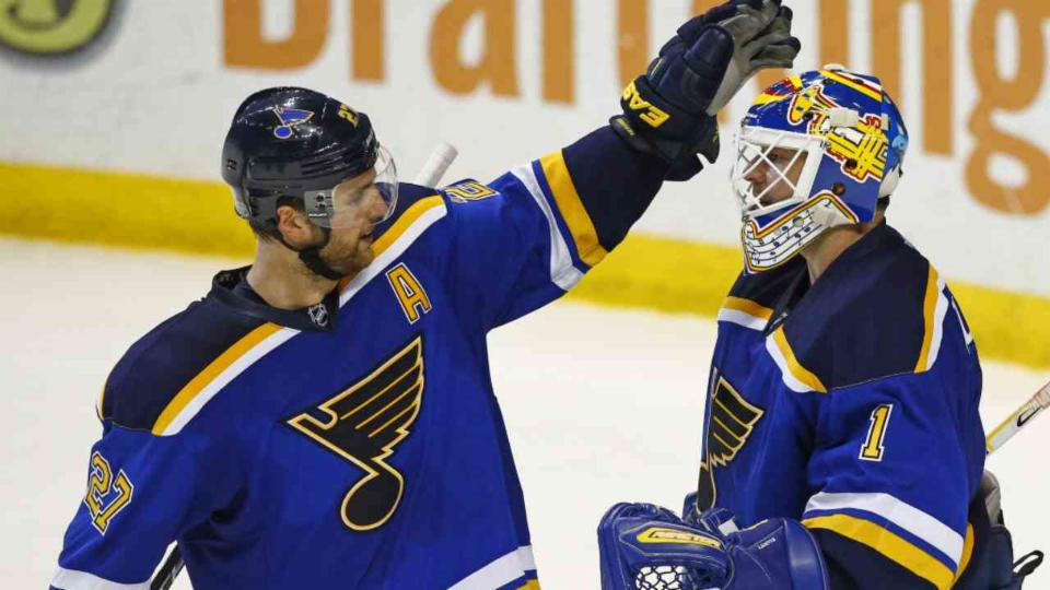 Gordo's Zone: Picking Blues-Blackhawks