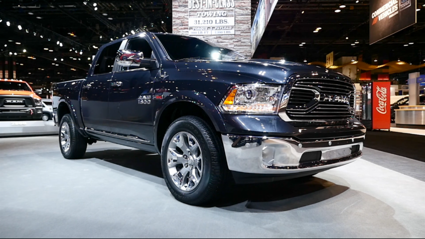 2016 Ram 1500 Ecosel Limited Beauty Roll