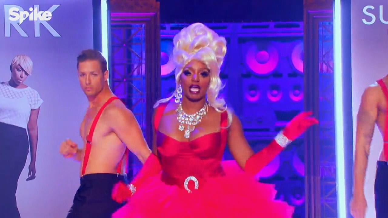 "NeNe Leakes Performs as RuPaul on ""Lip Sync Battle"""