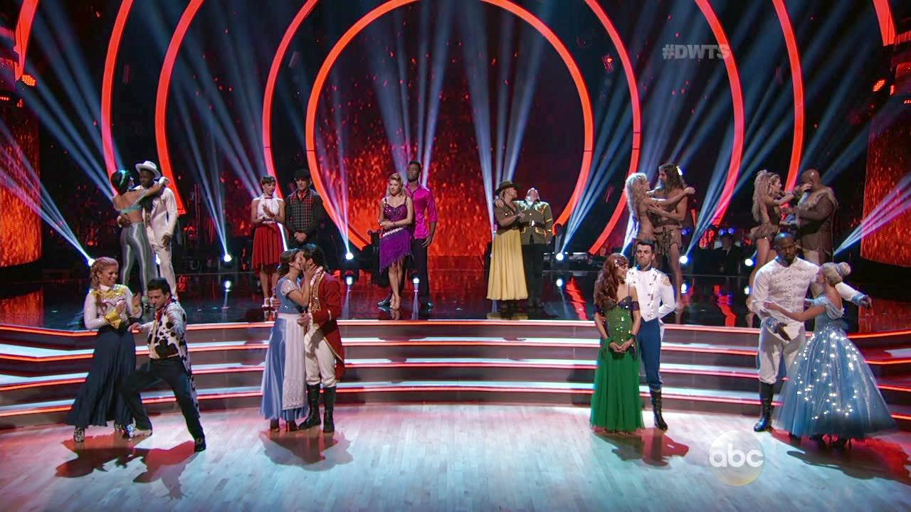 The Third DWTS Elimination of Season 22
