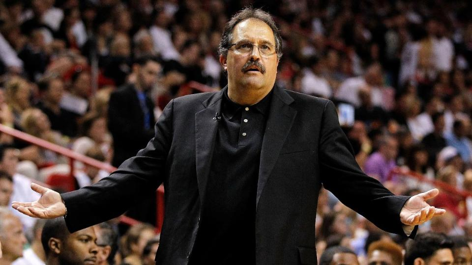 Pistons' Stan Van Gundy Says NBA Should Move 2017 all-star Game
