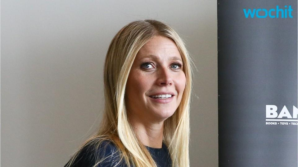 Gwyneth Paltrow Has Sex ?