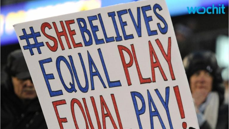 April 12th Is Equal Pay Day