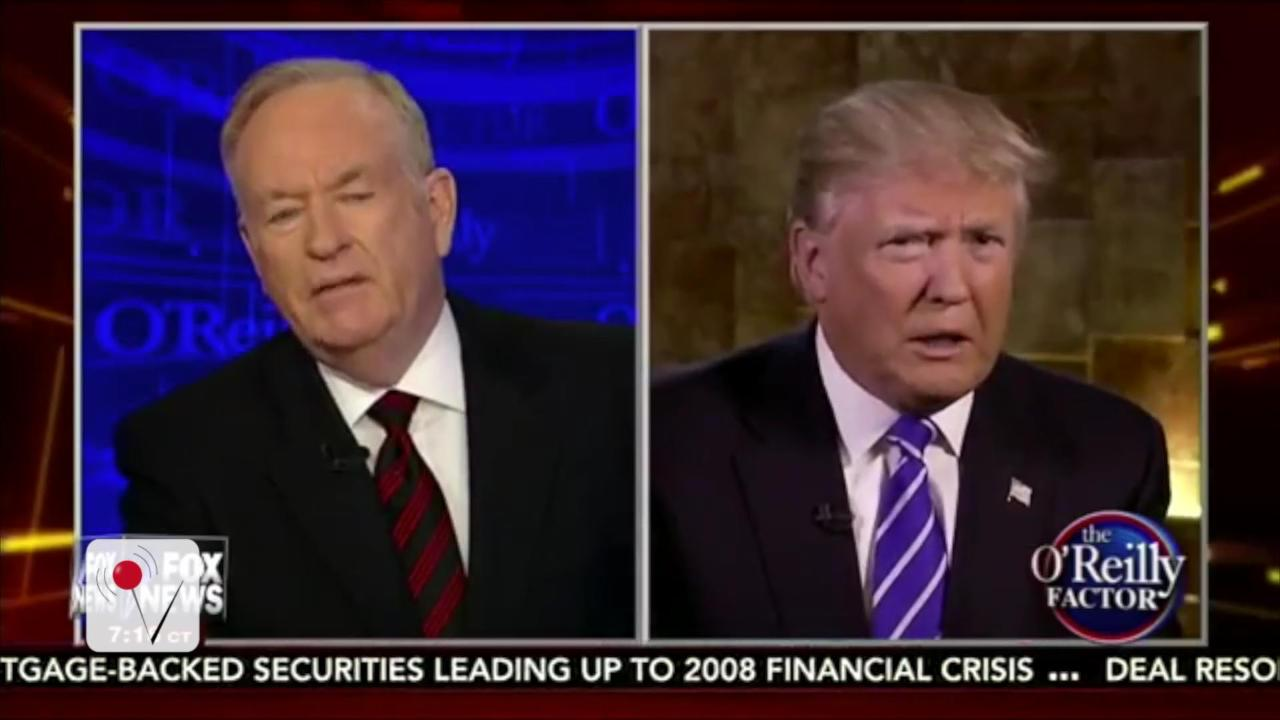 O'Reilly: Many Blacks are 'Ill-Educated and Have Tattoos on Their Foreheads'