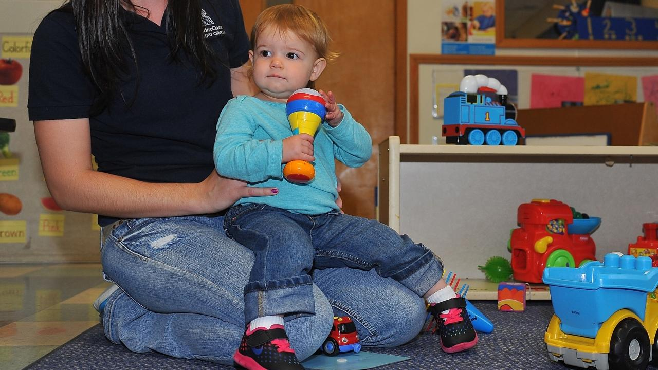 Child Care Can Cost More Per Year Than College in 33 States
