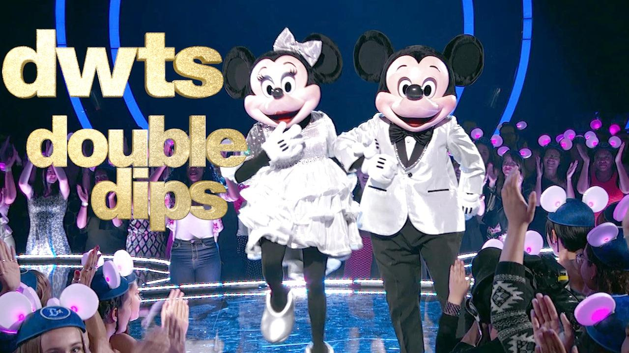 DWTS 2016 Disney Night Highlights!