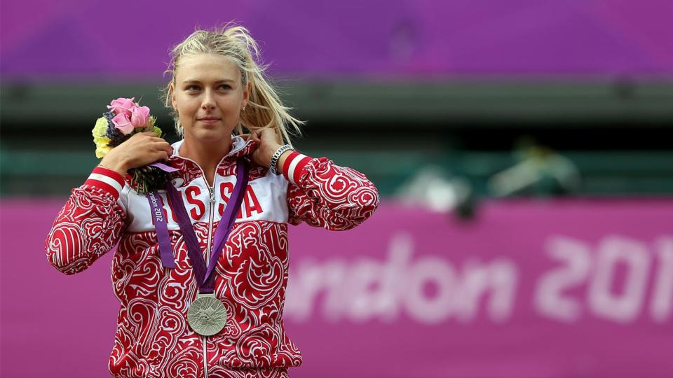 Russia Hoping Maria Sharapova Plays in Olympics