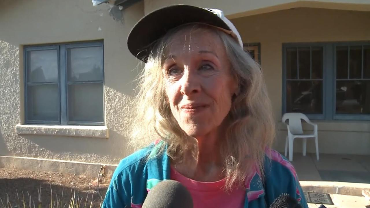 72-Year-Old Woman Rescued After 9 Days in Desert
