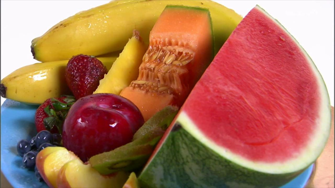 Which Fruit Has The Most Pesticides ?
