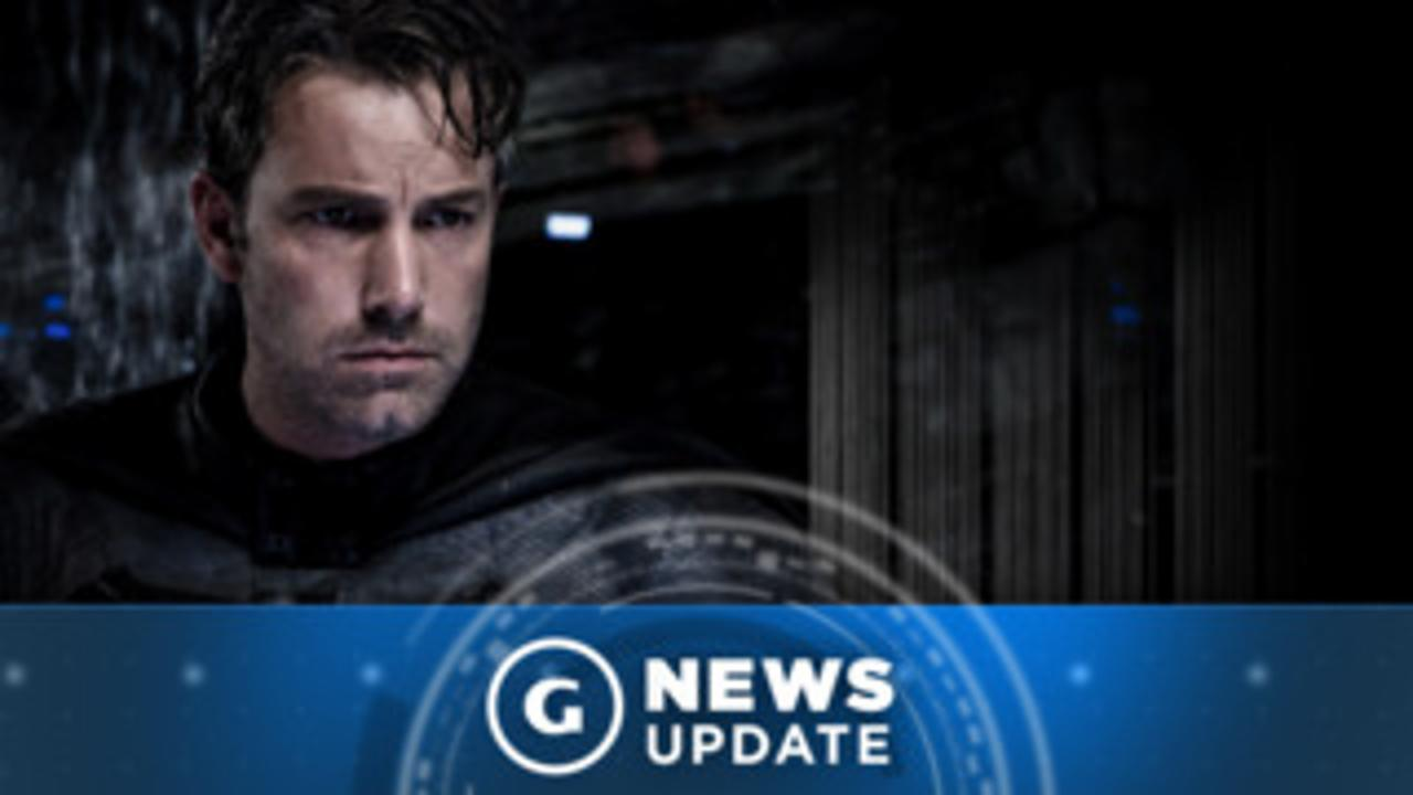 GS News Update: New Batman Movie With Ben Affleck Now Official