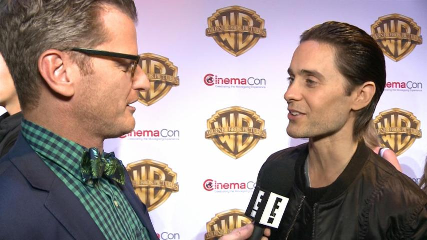 Jared Leto Sends Crazy Gifts to 'Suicide Squad' Costars
