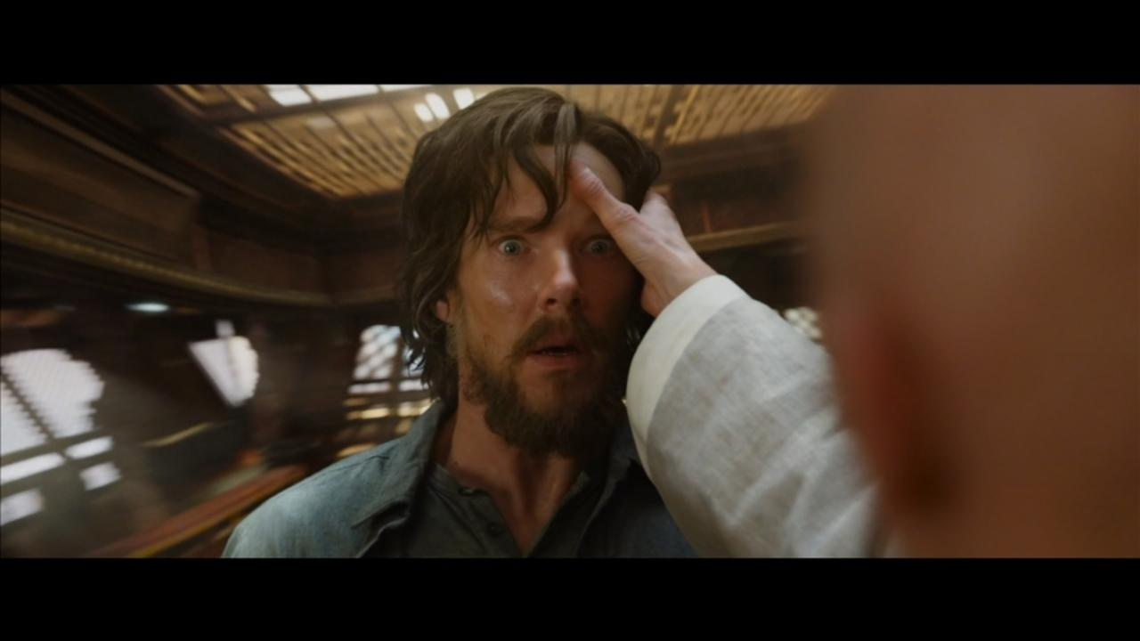 'Doctor Strange' Trailer Unveiled