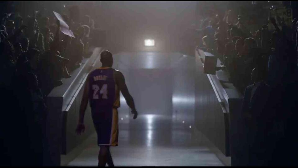 WATCH: Nike's Salute to Kobe Bryant