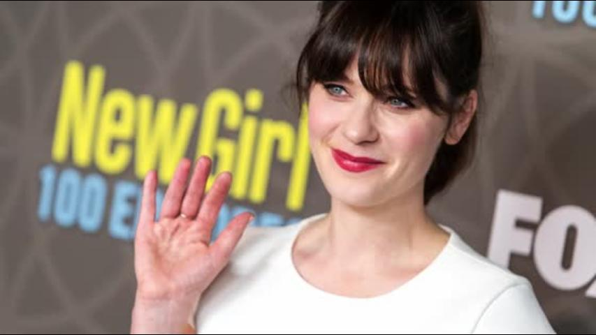 Zooey Deschanel Comments on Post Pregnancy Body