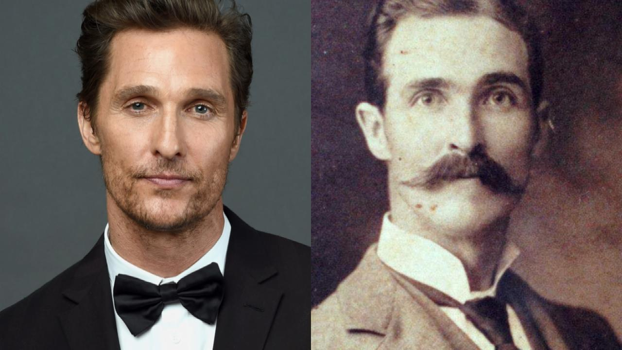 Matthew McConaughey Look-Alike Goes Viral