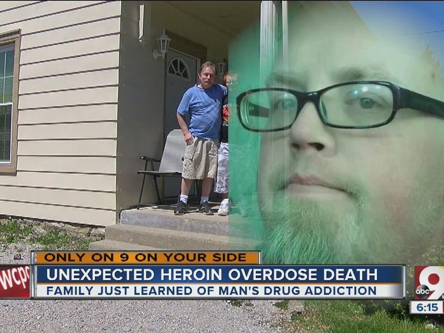 Family describes the horror of fatal fentanyl-heroin overdose