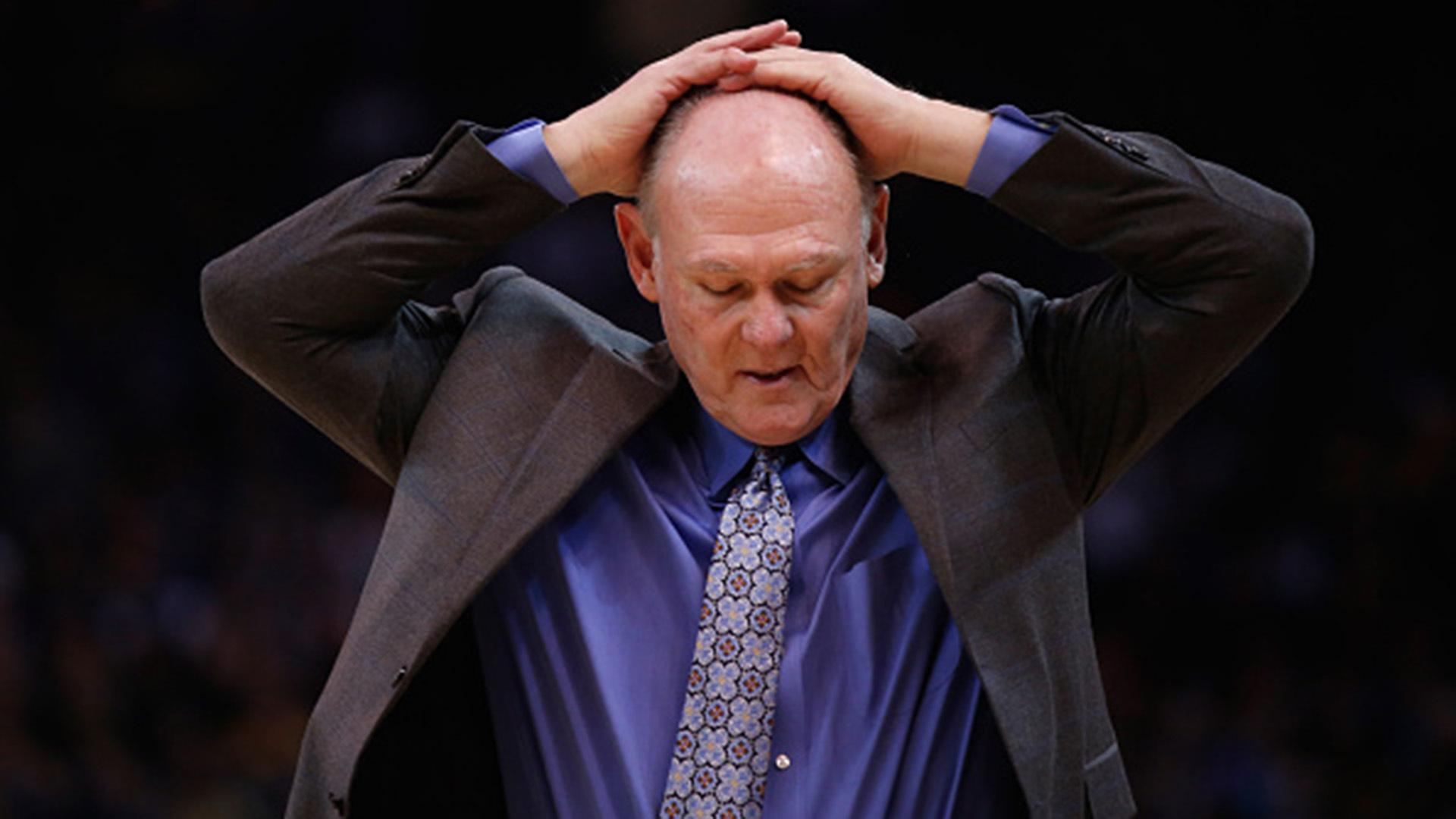 Sacramento Kings Firing George Karl
