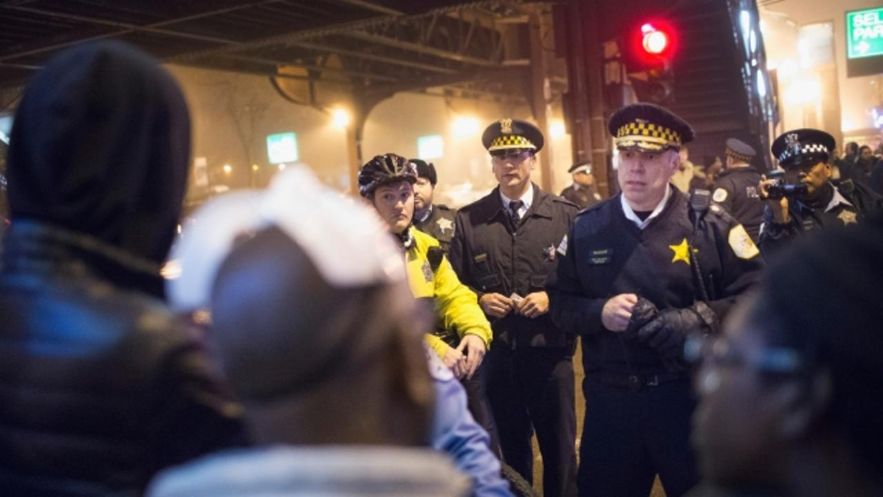 Task Force Finds Systemic Racism in Chicago Police Department