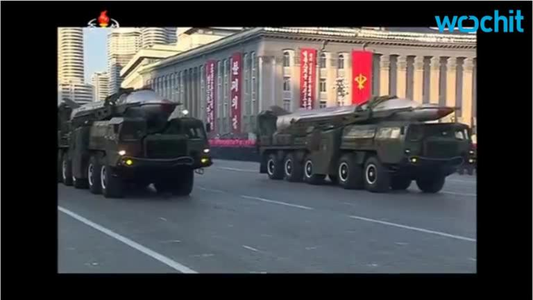 Yonhap News Reports North Korea Preparing Intermediate-Range Missiles